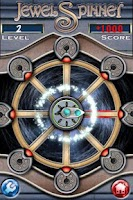 Screenshot of Jewel Spinner