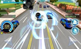 Screenshot of Rush Racing:The Best Racer