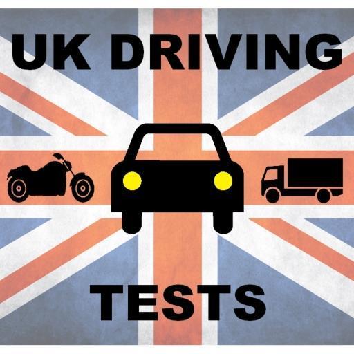 UK Driving Tests LOGO-APP點子