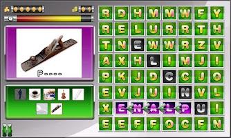 Screenshot of Words Puzzle (Đố Chữ)