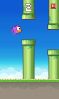 Screenshot of Floppy Bird