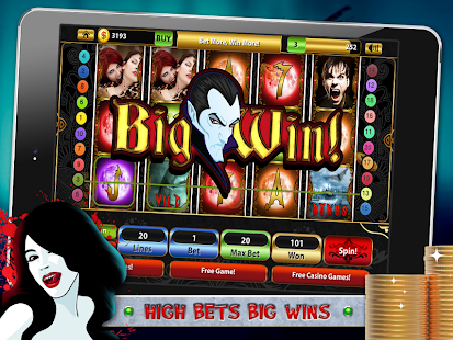 Vampire Slots - Play the Espresso Games Casino Game for Free