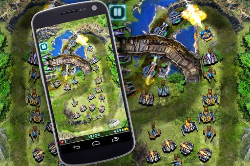Galaxy Defense - Strategy Game - screenshot