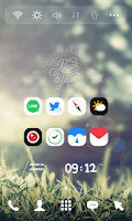 Screenshot of New Year 2014 dodol theme
