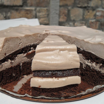 My Chocolate Baileys Mud Cake