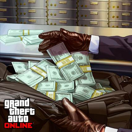 Rockstar announces a 500,000 GTA$ 'stimulus package' for GTA Online players