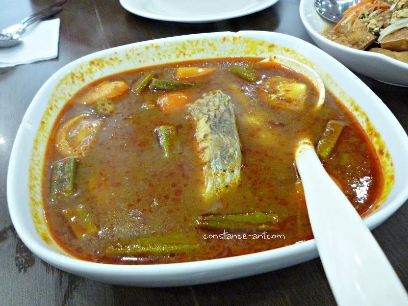 Amy heritage nyonya cuisine malaysia food restaurant for Amy heritage nyonya cuisine