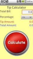 Screenshot of Onefoot's Tip Calc