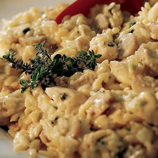 Creamy Chicken Orzo Recipes