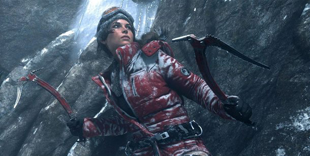 Crystal Dynamics says Tomb Raider-Xbox has been in the works since 2008