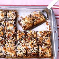 Chocolate-Coconut Bars