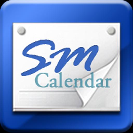 SM Calendar(日曆,纪念日,旧暦) 生產應用 App LOGO-硬是要APP