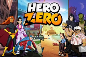 Screenshot of Hero Zero
