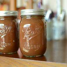 Spiced Apple Butter + Giveaway