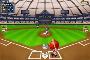 Screenshot of Baseball Superstars® Free