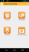 Screenshot of Guía Cervecera