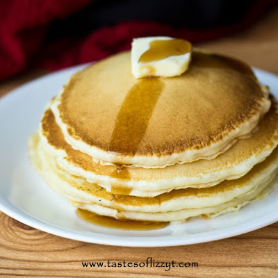 Amish Griddle Cakes