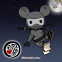 Ninja Mouse Live Wallpaper icon