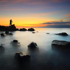 ..:: The Landscaper ::.. by Ichan Mahigan - Landscapes Sunsets & Sunrises