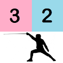 Fencing ScoreCard icon