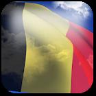 3D Belgium Flag icon