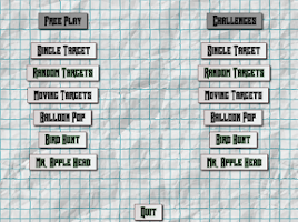 Screenshot of Paper Archer