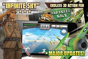 Screenshot of Infinite Sky