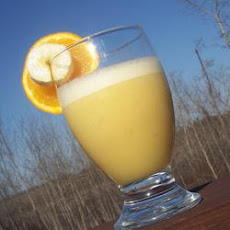 Orange Cream Drink