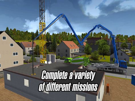 Construction Simulator 2014 APK screenshot thumbnail 9