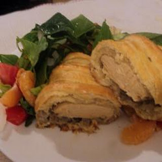 Chicken Wellington Casserole