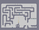 Thumbnail of the map '129-4: A Maze In Wonderland'