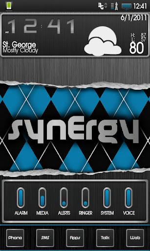 SynErgy CM7+ Theme