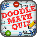 Doodle Math Quiz Kids Game icon