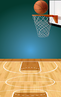 Screenshot of Basketball Lock Screen