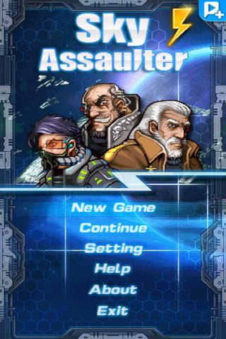 Sky Assaulter