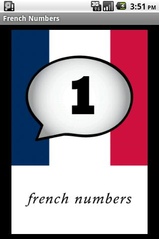 French Numbers Demo