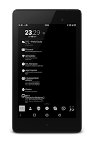 Screenshot of 192C Black Icon Pack