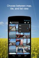 Screenshot of PhotoMap - Geo Photo Gallery