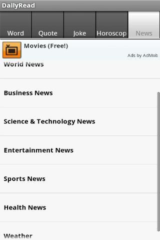 【免費生活App】DailyRead-APP點子