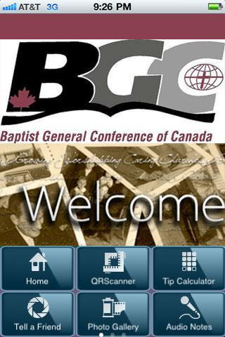 Baptist General Conference