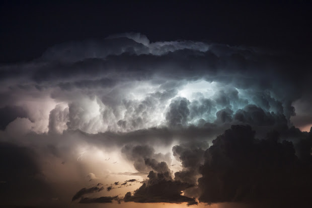 piorun, pioruny, burza, kruk, kruki, symbolika, pogoda, wiatr, ogham, zwierzę mocy