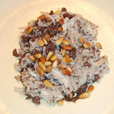 Chicken and Rice with Meat