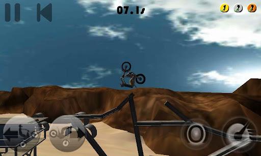 Trials On The Beach - screenshot