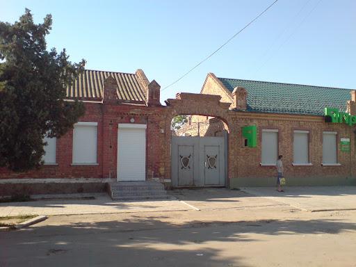 Здание Очаковской ратуши