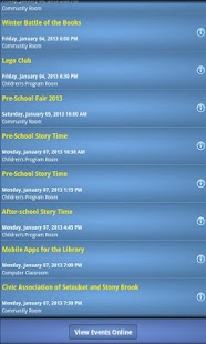 Emma Clark Mobile Library - screenshot