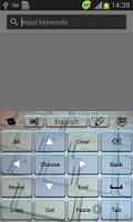 Screenshot of New Computer Keyboard
