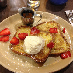 GF French toast Neat