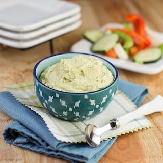 Edamame Hummus Without Tahini Recipes