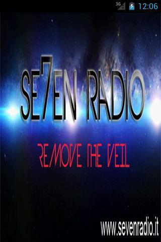 Seven Radio player
