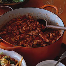 Fiery Chicken Chili